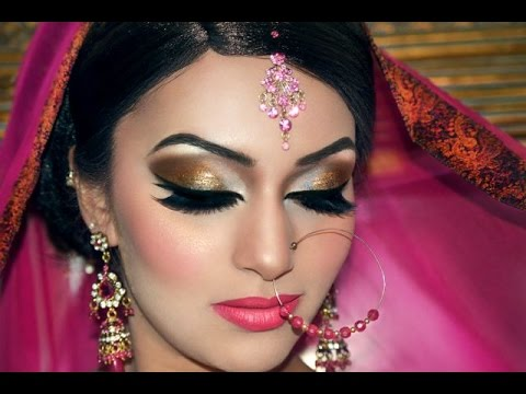 asian hair make up